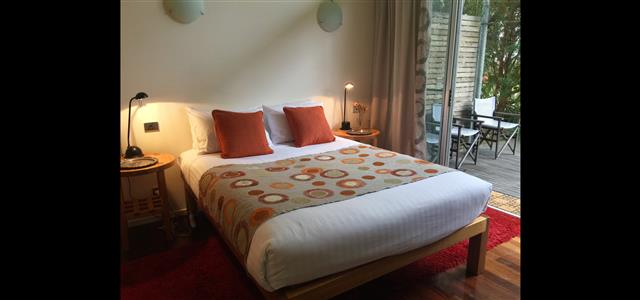The Arthouse Master Bedroom