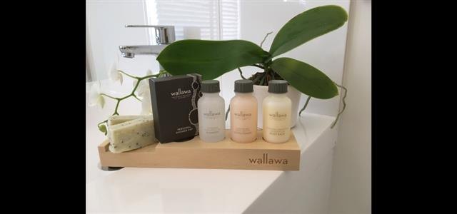 Wallawa Indigenous Botanical toiletries