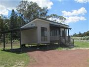 Image of Just Red Wines Vineyard Cabins.